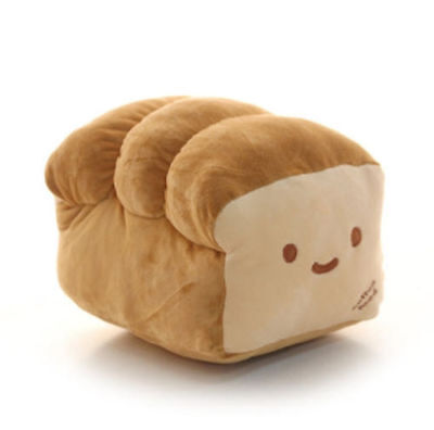 "Bread Pillow 10"" Plush Cushion Doll Room Home Decoration Gift Cute Kawaii"