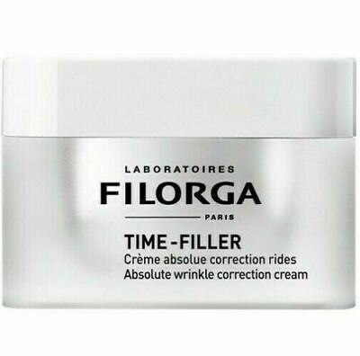 Filorga Time Filler Absolute Wrinkle Correction Cream With Hyaluronic Acid 50ml