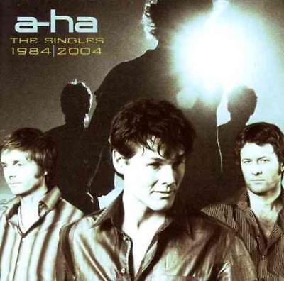 A-HA - THE SINGLES 1984-2004 NEW CD