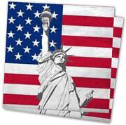 Servietten USA