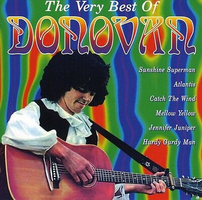 Donovan   Very Best Of  New Cd  Germany   Import