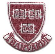 Harvard Patch