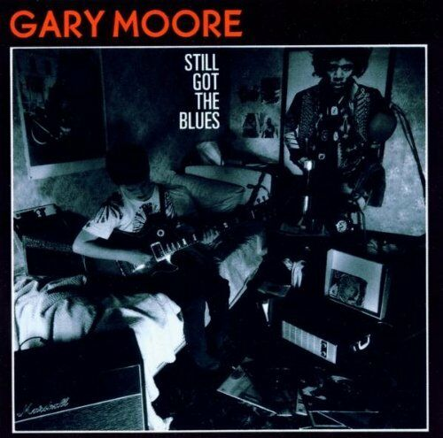 Gary Moore - Still Got The Blues NEW CD
