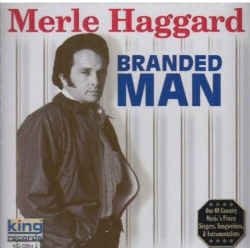 Merle Haggard - Branded Man [New CD]