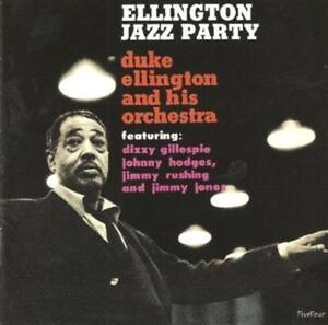 Duke Ellington And His Orchestra - Ellington Jazz Party - CD