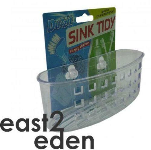 kitchen sink tidy sink tidy home furniture amp diy ebay 2938