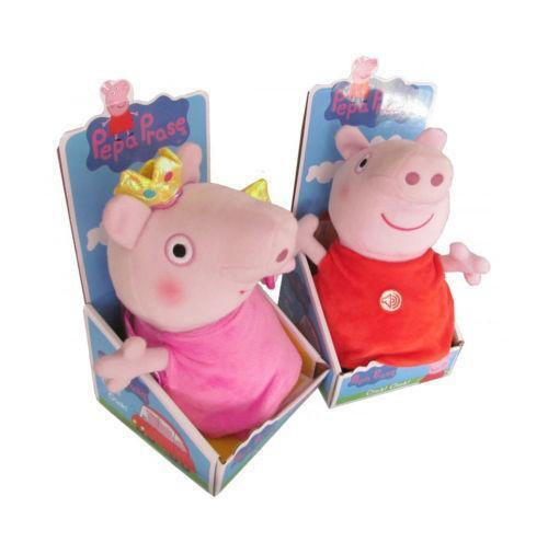 Best Peppa Pig Toys : Peppa pig soft toy ebay