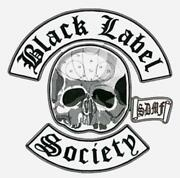 Black Label Society Patch Set