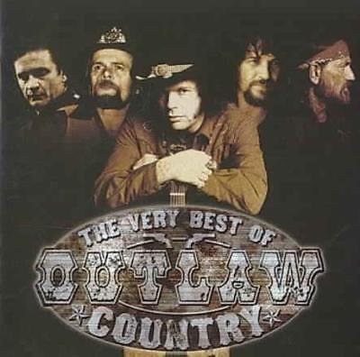 VARIOUS ARTISTS - THE VERY BEST OF OUTLAW COUNTRY NEW (The Very Best Of Outlaw Country)