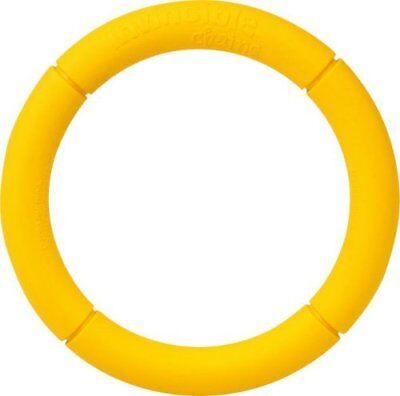 Jw Pet Company Invincible Chains Ls Single Dog Toy, Large (Colors Vary)