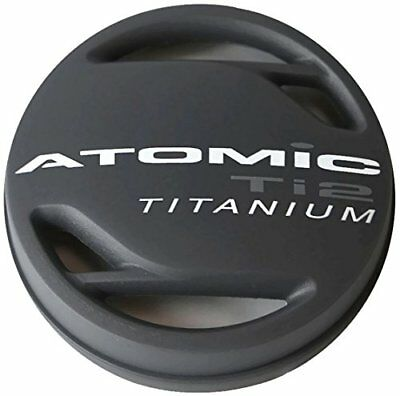Atomic Aquatics Ti2 Front Cover Dark Gray