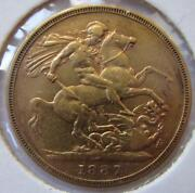 1887 Sovereign