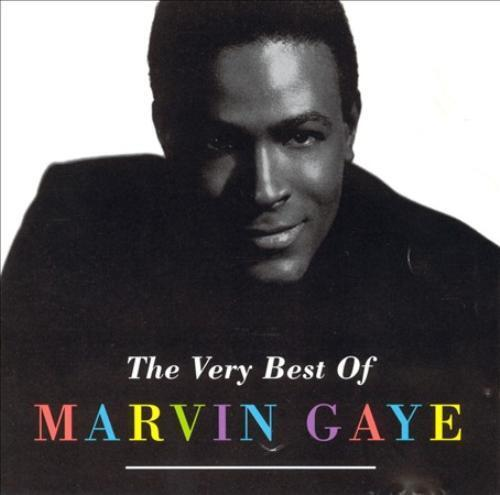THE VERY BEST OF MARVIN GAYE [MOTOWN 1994] NEW CD