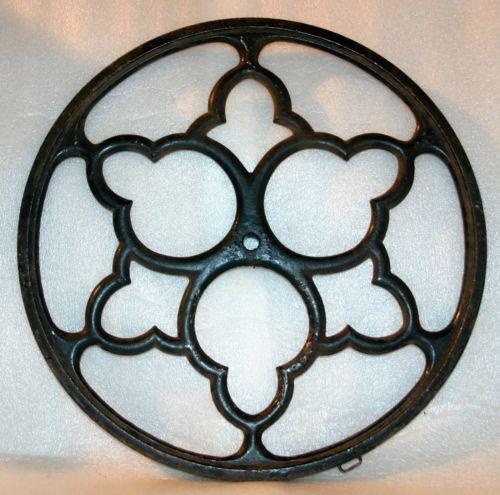 Antique Cast Iron Flywheels : Cast iron flywheel ebay