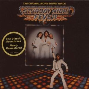 Bee Gees - Saturday Night Fever (ost) NEW CD