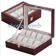 Mens Watch Display Case