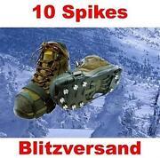 Schuh Spikes