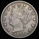 1897 Nickel