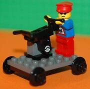 Lego Schienen 9V