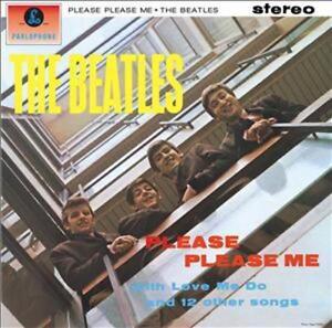 Please Please Me von The Beatles (2012), Remastered, Vinyl 180g, Neu OVP
