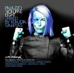 CD Palazzo Volume Eight von Klaudia Gawlas