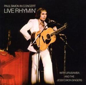 Paul Simon - In Concert: Live Rhymin' , CD Neu