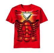 Iron Man Costume Shirt