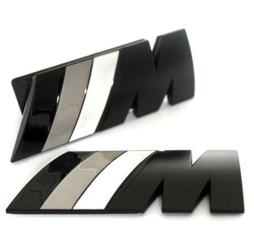 Bmw Black Emblem Ebay
