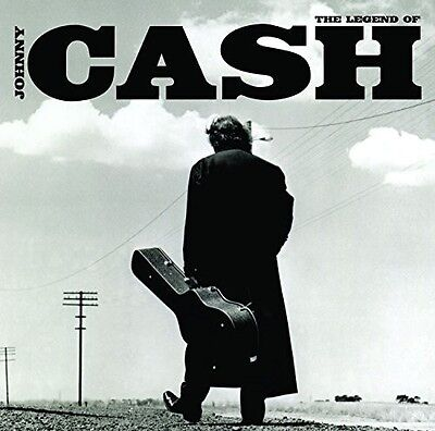 Johnny Cash   Legend Of Johnny Cash  New Vinyl  Hong Kong   Import