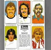 Job Lot Football Cards