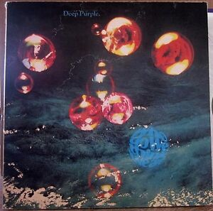 DEEP PURPLE Vinyl Album - 1973 with IAN GILLAN