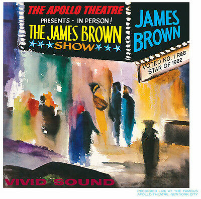 James Brown - Live at the Apollo [New Vinyl]