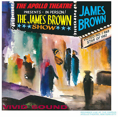 James Brown - Live at the Apollo  Reissue