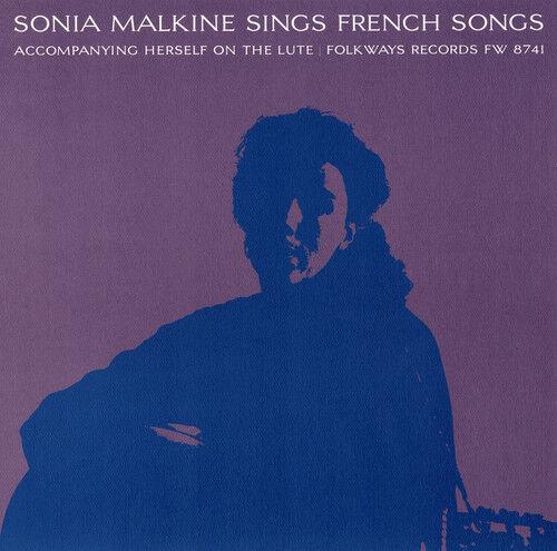 Sonja Malkine - Sonia Malkine Sings French Folk Songs [New CD]