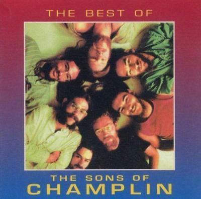 THE SONS OF CHAMPLIN - THE BEST OF (New & Sealed) CD 70s Prog