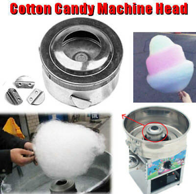 Double Boilers Sugar Head Candy Floss Cotton Candy Machine For Cotton Maker
