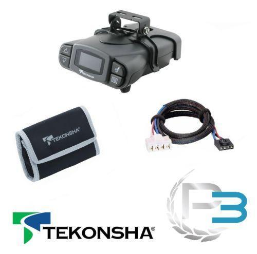 tekonsha 9030 voyager electric brake control 1 4 trailer