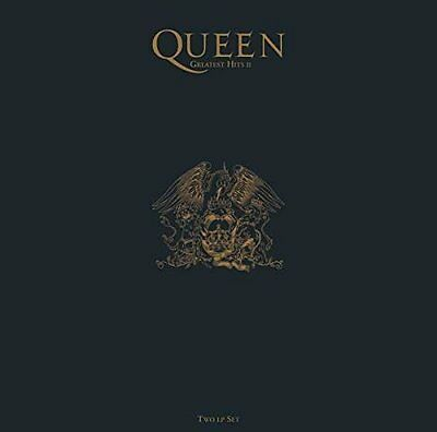 QUEEN 'GREATEST HITS II' 2 x 180g VINYL LP + Download (Half Speed Master) (2016)