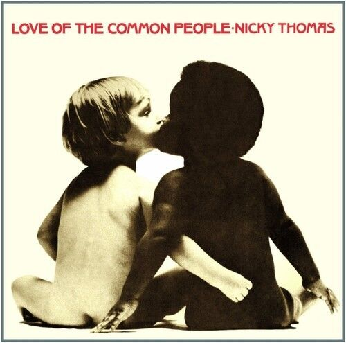 Nicky Thomas - Love of the Common People [New CD] UK - Import