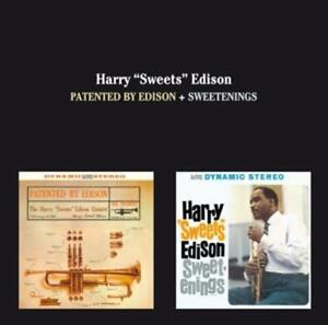 Patented By Edison + Sweetenings - Harry Edison (2015, CD NEU)