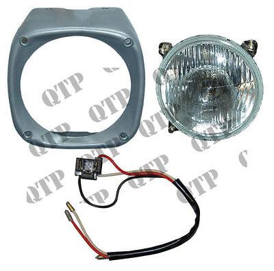 Massey Ferguson Tractor Head Lamp 135148165175178185 Light Cowl Kit Rh