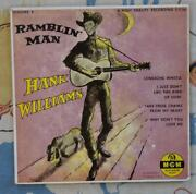 Hank Williams Ramblin Man