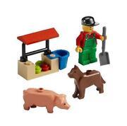 Lego Hund