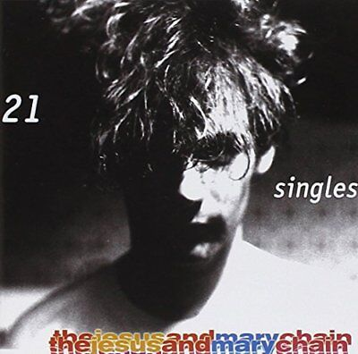 Jesus And Mary Chain  / 21 Singles 1984-1998 (Best of / Greatest Hits) *NEW* (Best Of Jesus And Mary Chain)