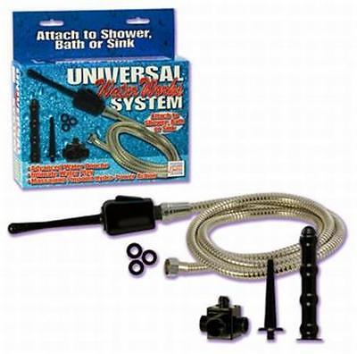 California Exotic Novelties Universal Water Works System ...