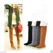 Women Winter Warm Snow Boots Shoes