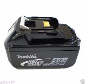Brand new makita 4amp battery