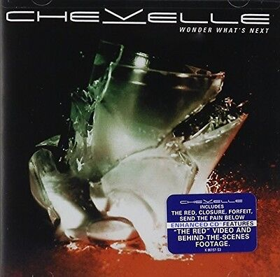 Chevelle - Wonder What's Next [New CD]