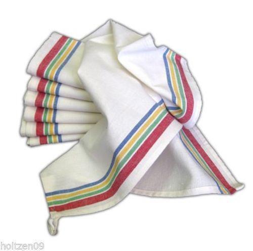 Vintage Towels: Vintage Flour Sack Towels