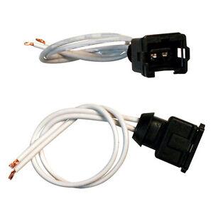 Injector plugs